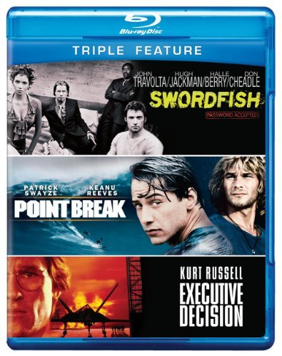 Executive Decision Point Break Executive Decision Point Break Blu Ray Ws Nr 3 Br