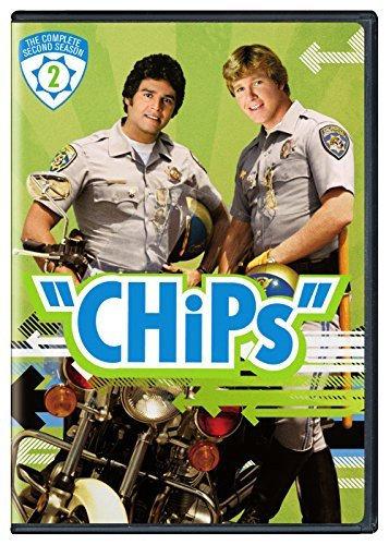 Chips Season 2 DVD