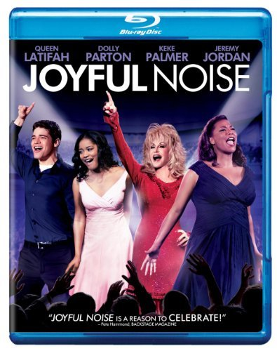 Joyful Noise Queen Latifah Parton Palmer Blu Ray Ws Pg13