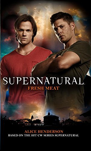 Alice Henderson Supernatural Fresh Meat