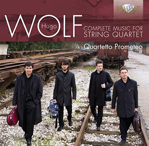 H. Wolf Complete Music For String Quar Quartetto Prometeo