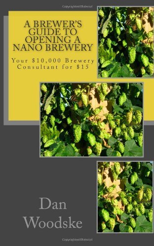 Dan Woodske A Brewer's Guide To Opening A Nano Brewery Your $10 000 Brewery Consultant For $15