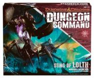 Wizards Rpg Team Dungeon Command Sting Of Lolth A Dungeons & Dragons Expansion
