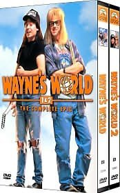 Wayne's World 1 & 2 Wayne's World 1 & 2