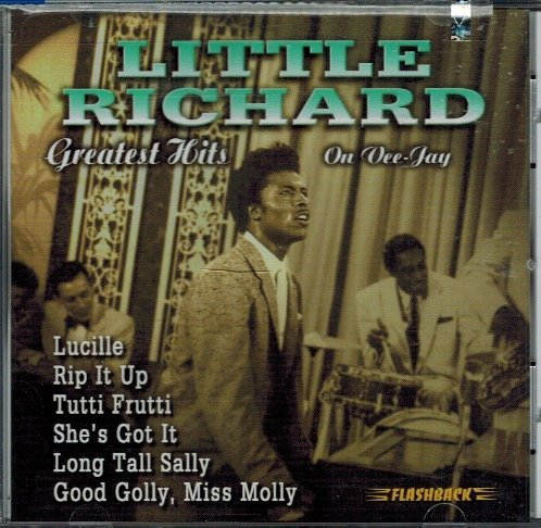 Little Richard Greatest Hits On Vee Jay