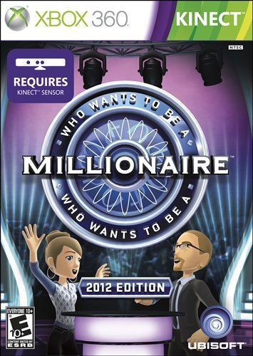 Xbox 360 Kinect Who Wants To Be A Millionaire?