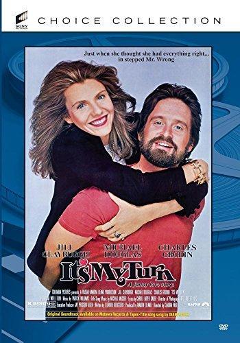 It's My Turn Clayburgh Douglas Garland DVD R R