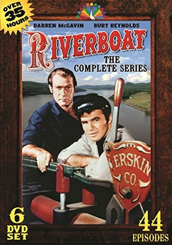 Riverboat Riverboat Complete Series Nr 6 DVD