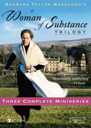Woman Of Substance Trilogy Seagrove Kerr Nr 4 DVD