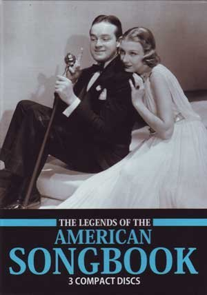Legends Of The American Songbook Legends Of The American Songbook 3 Discs