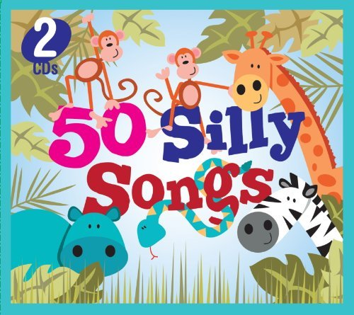 Countdown Kids 50 Silly Songs