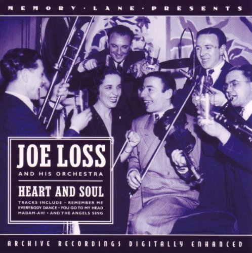 Joe & His Orchestra Loss Heart & Soul Import Gbr