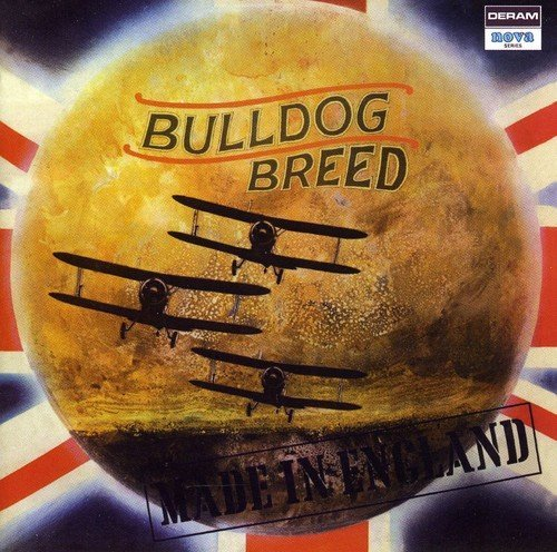 Bulldog Breed Made In England Import Gbr