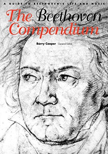 Barry Cooper The Beethoven Compendium