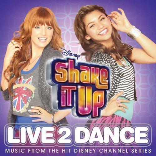 Various Artists Shake It Up Live 2 Dance