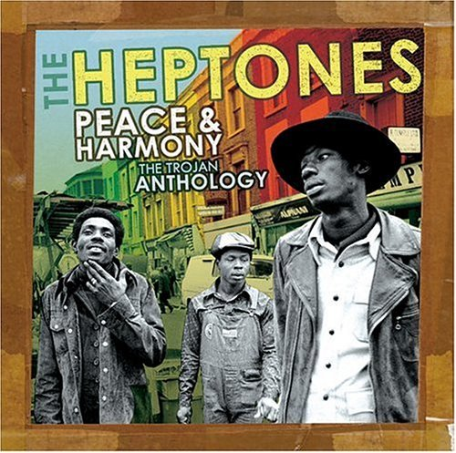 Heptones Peace & Harmony Remastered 2 CD Set