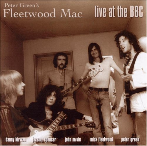Fleetwood Mac Live At The Bbc 2 CD