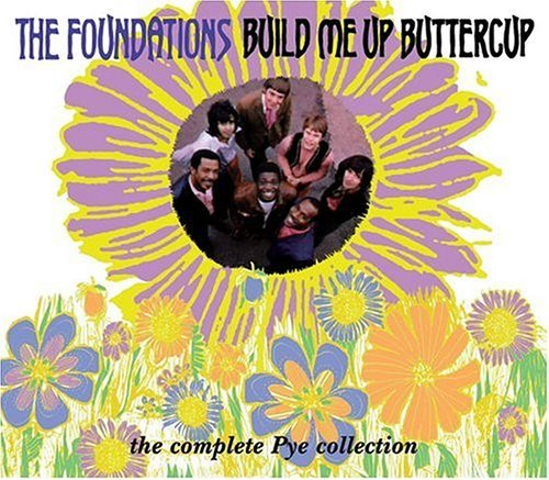 Foundations Build Me Up Buttercup Complet Remastered 3 CD Set Incl. Booklet