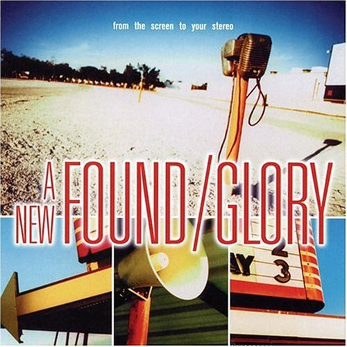 New Found Glory From The Screen To Your Stereo