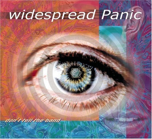 Widespread Panic Don't Tell The Band 2 CD Set