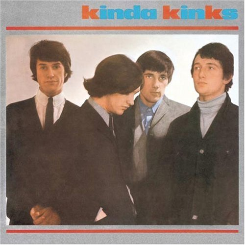 Kinks Kinda Kinks Incl. Bonus Tracks