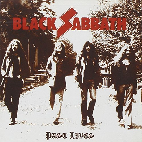 Black Sabbath Past Lives 2 CD