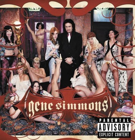 Gene Simmons A Hole Explicit Version