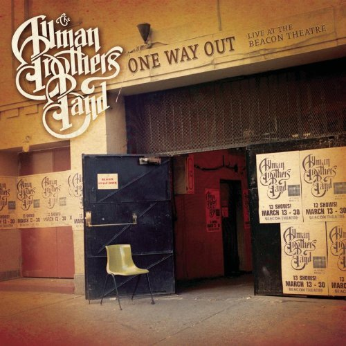 Allman Brothers One Way Out 2 CD Set