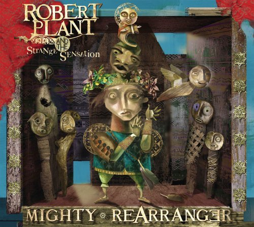 Plant Robert & The Strange Sen Mighty Rearranger