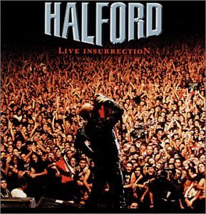 Halford Live Insurrection 2 CD Set