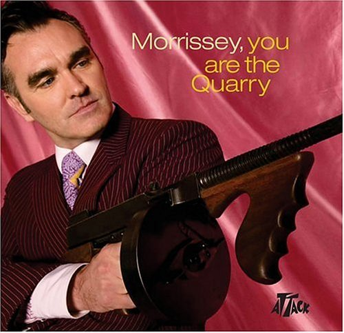 Morrissey You Are The Quarry