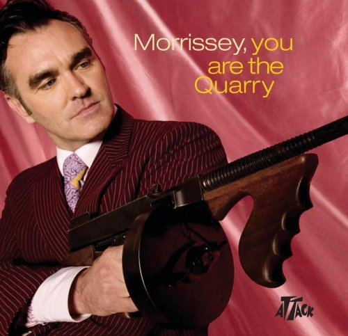 Morrissey You Are The Quarry 2 CD Set Incl. Bonus DVD