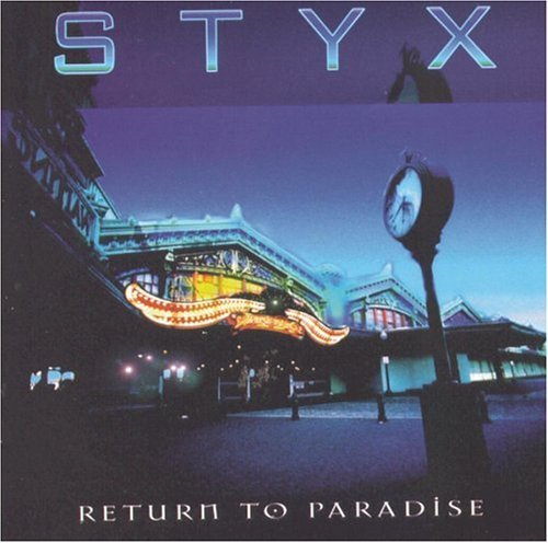 Styx Return To Paradise 2 CD Set