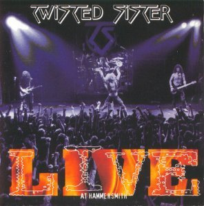 Twisted Sister Live At Hammersmiths