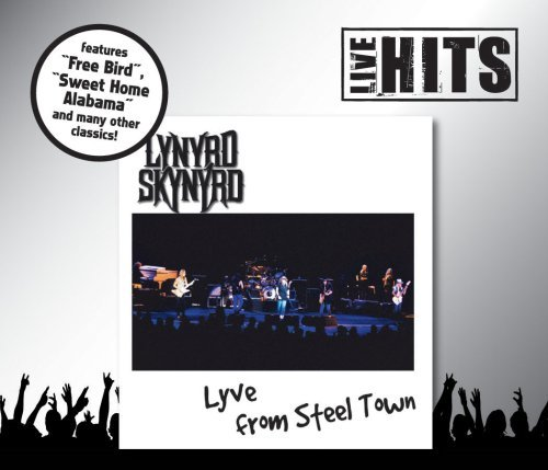 Lynyrd Skynyrd Lyve From Steel Town Incl. DVD