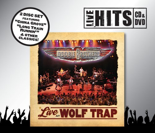 Doobie Brothers Live At Wolf Trap Incl. DVD
