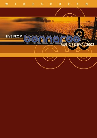 Live From Bonnaroo Music Festival 2002 2 DVD Set Live From Bonnaroo