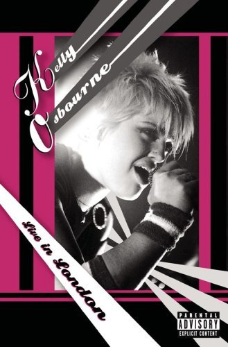 Kelly Osbourne Live At The Electric Ballroom Jewel Case