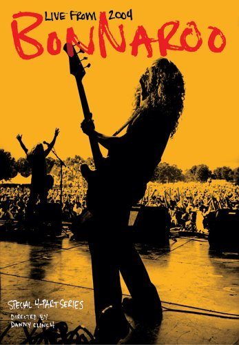 Live From Bonnaroo 2004 Live From Bonnaroo 2004 Burning Spear Los Lonely Boys 2 DVD