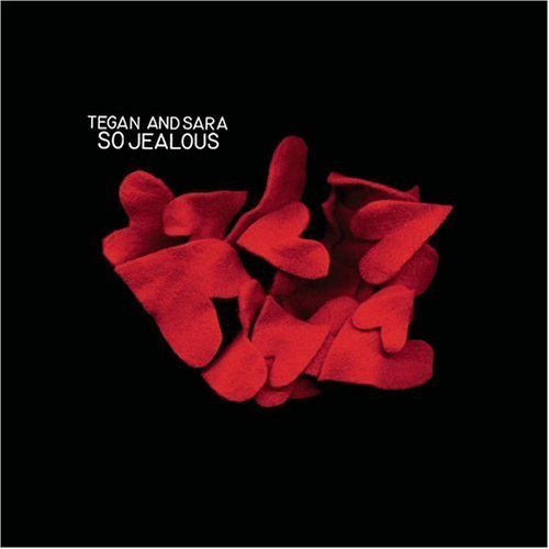 Tegan & Sara So Jealous Enhanced CD