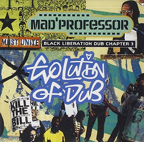 Mad Professor Evolution Of Dub