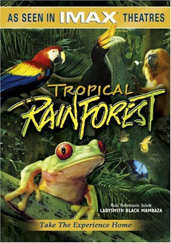 Tropical Rainforest Imax Nr