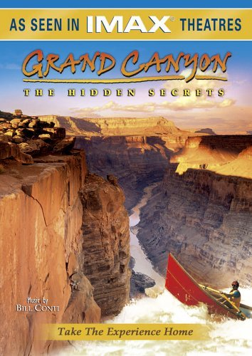 Grand Canyon Hidden Secrets Imax Nr