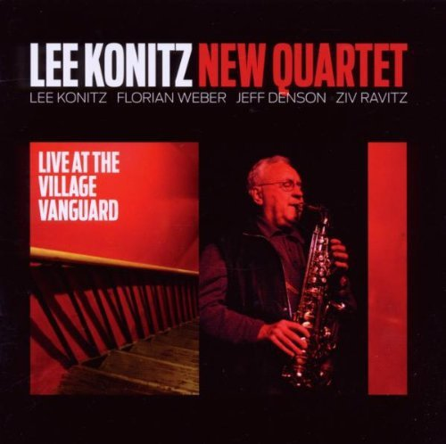 Lee Konitz New Quartet Live At The Village Vanguard