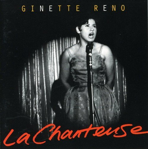 Ginette Reno Chanteuse Import Can