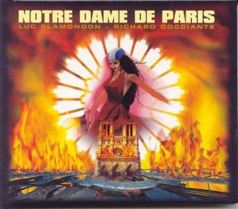 Notre Dame De Paris (comedie M Soundtrack Import Can