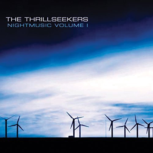Thrillseekers Vol. 1 Nightmusic CD R