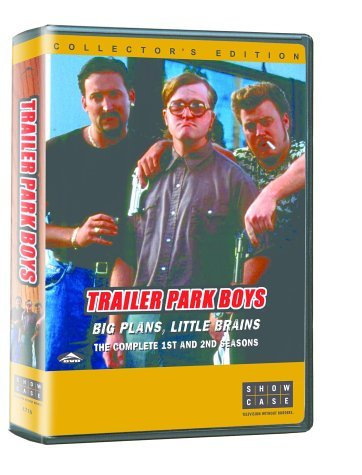 Trailer Park Boys Season 1 2 DVD