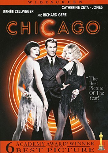 Chicago Zellweger Gere Zeta Jones