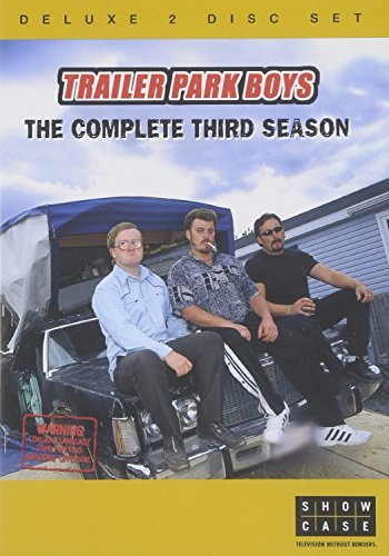 Trailer Park Boys Season 3 DVD